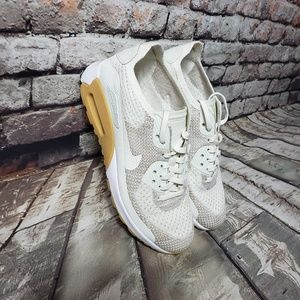 new arrival 88a49 67bfc Nike Shoes - Nike Air Max 90 Ultra 2.0 Flyknit Sail White Sand